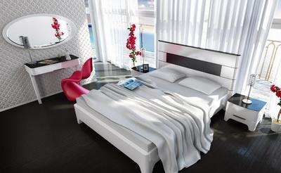 Зачем нужна красивая спальня? Внешний вид влияет на качество сна.