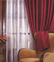 Драпировки, портьеры, шторы: тенденции - 2007