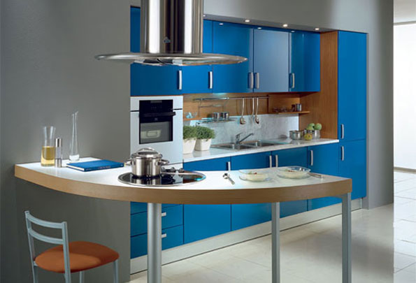 Кухня технологии и материалы