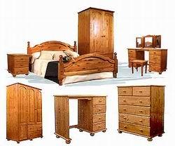 Мебель из карельской сосны