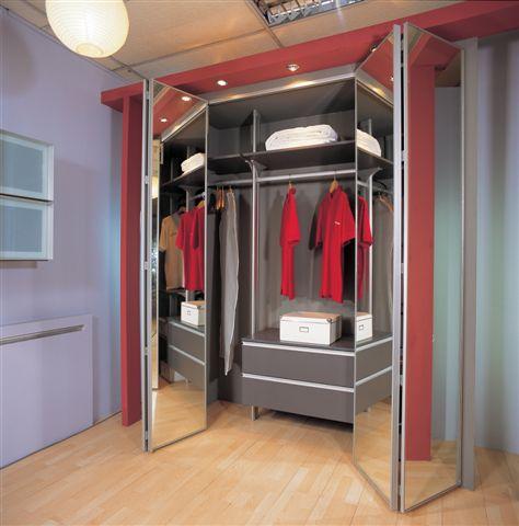 Прирученное пространство: кое-что о встроенной мебели - Статьи - Мебель66