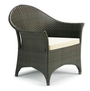 Возрастающая популярность использования плетеной мебели из ротанга в