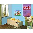Детская кровать Малыш (Миди)