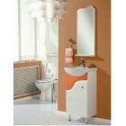 Комплект мебели для ванной Колибри
