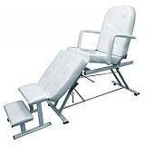 Кресло педикюрное 3-х секционное механика GW-3557