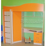 Комплект детской мебели на заказ - №366