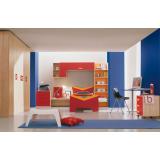 Яркое решение для подростковой комнаты