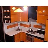 Угловая кухня на заказ № 914