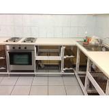 Кухня для предприятия общественного питания