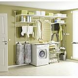 Стеллажные системы хранения для ванных комнат