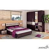 Набор мебели для спальни Ривьера
