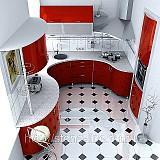 Разработка дизайн-проекта кухни