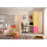 Подростковая мебель по индивидуальным проектам от фабрики