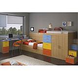 Комплект мебели для детской КМД3