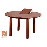 Стол обеденный раскладной (массив)