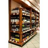 Стеллаж для алкогольной продукции