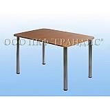 Стол обеденный, палатный, 800х1200х750 мм