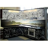 Кухня арт дизайн «Вечера на хуторе»