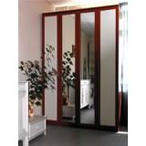 Шкаф со складными дверями №1