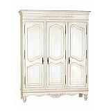 Шкаф трехдверный «Романс»