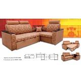 Угловой диван «Джорджия» (Мебель)