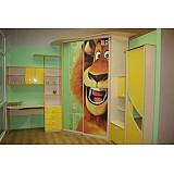 Мебель для детской комнаты с оригинальными фасадами