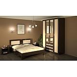 Набор для спальни «ДАНДИ», серия «Мегаполис»