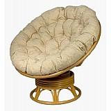 Кресло-качалка вращающееся Papasan