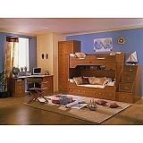 Модульная детская комната ГОЛЕТА