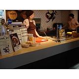 Барная стойка для кафе «Блинофф»