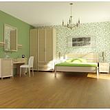 Комплект мебели для спальни, серия «Тетрум»