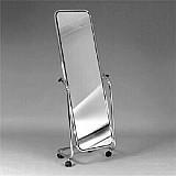 Зеркало напольное поворотное для примерочной, арт 3-120-Т
